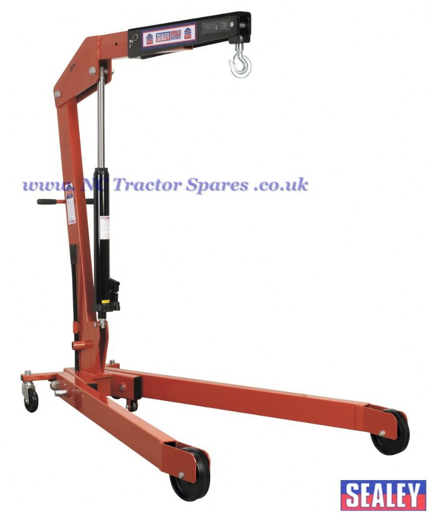 Folding Engine Crane 2tonne